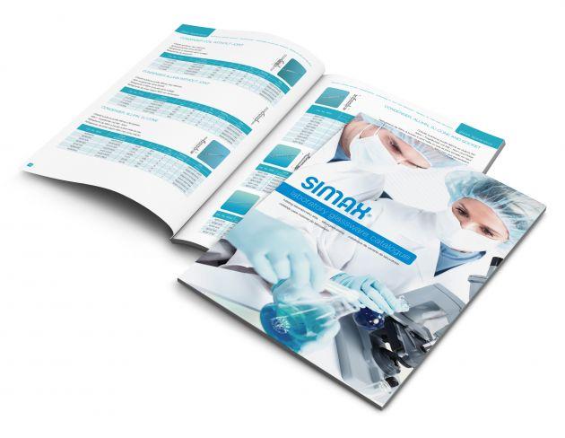 Katalog laboratorního skla Simax
