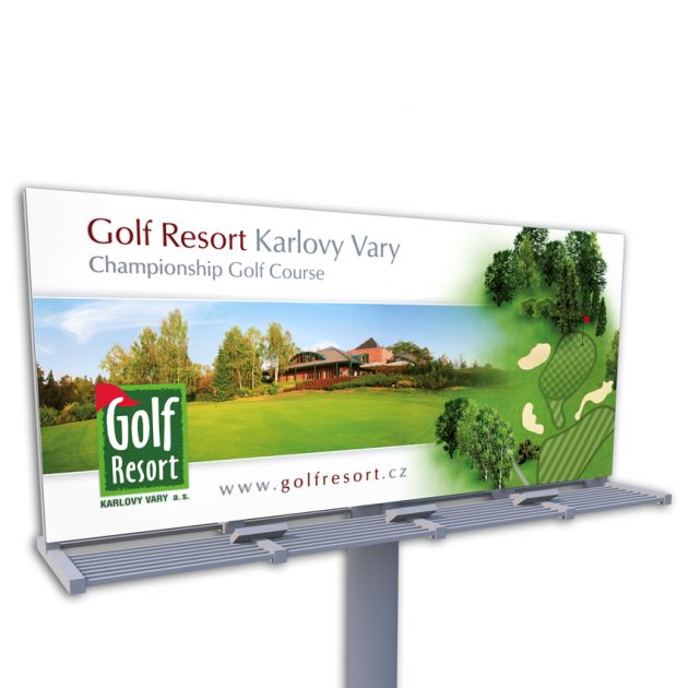 Billboard - Golfresort